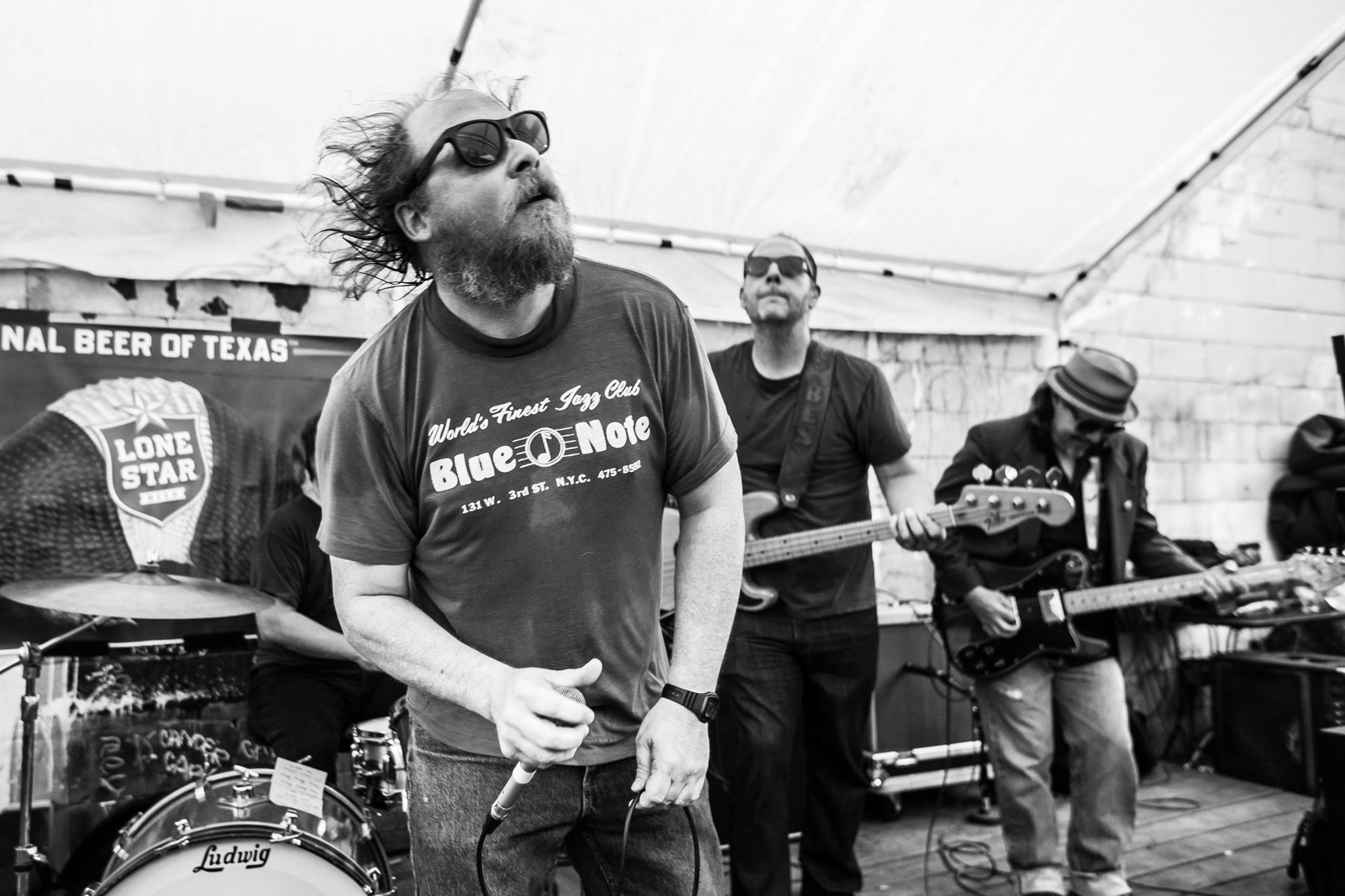Rock band The Crack Pipes at Chili Dog Fest